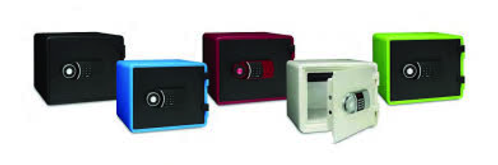 Lock Focus Compact Fire Resistant Safes